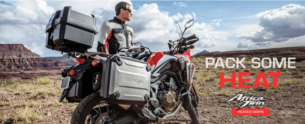 Africa Twin Accessories