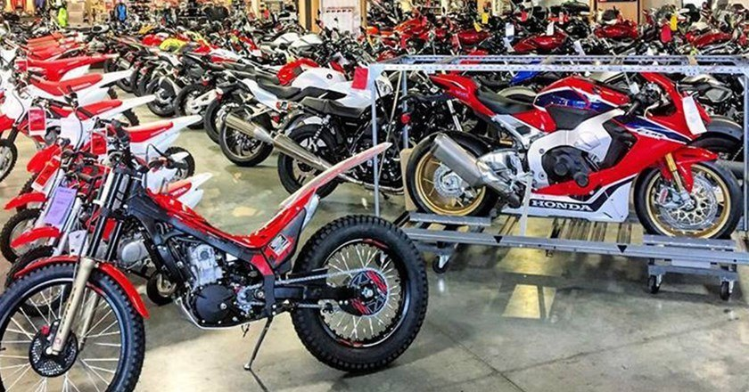 Motorcycles, ATVs, UTVs, Scooters & More