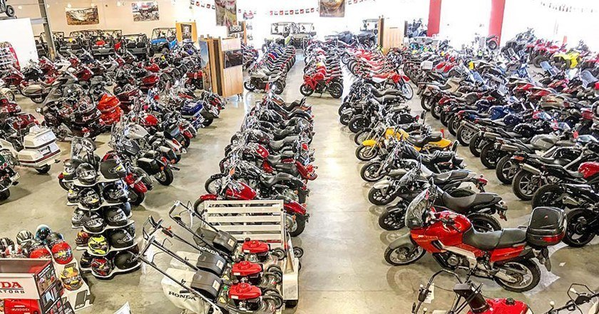 Honda Powersports in Davenport Iowa